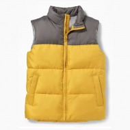Жилет стеганый Old Navy Colorblock Yellow