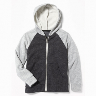 Толстовка Old Navy Colorblock Gray